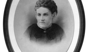 Annie Inglis  Born 1856 - Died 1875