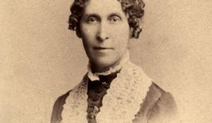 Annie Inglis' mother.