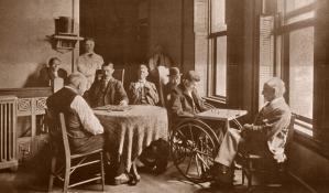 Inglis men's wing opens 1883