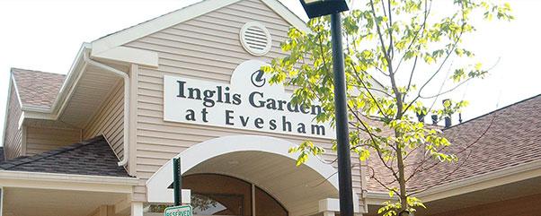 Inglis Gardens at Evesham