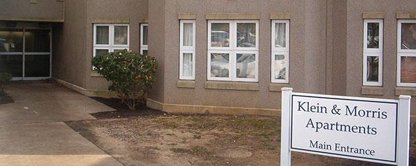 Morris/Klein Apartments